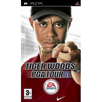Tiger Woods PGA Tour 2006 (PSP)-nytt
