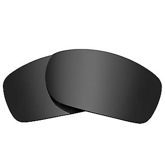 Polarized Replacement Lenses for Oakley Fives Squared Frame Iridium Anti-Scratch Anti-Glare UV400 by SeekOptics