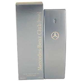 Mercedes Benz Club Fresh van Mercedes Benz Eau de Toilette Spray 3,4 oz (mannen) V728-536853