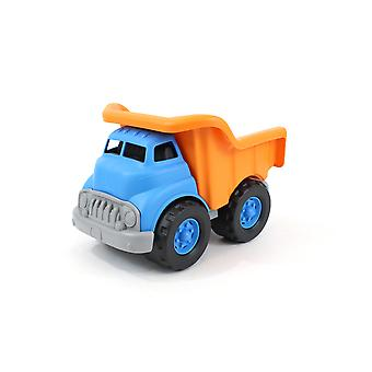 Green Toys Dump Truck - Blue/Orange