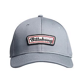 Billabong Walled Stretch Cap in Grey