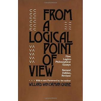 Desde un lógico punto de vista nueve ensayos filosóficos lógica Rev (papel)