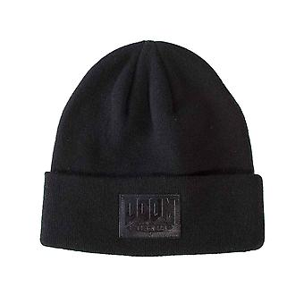 Doom Eternal Beanie Hat Patch Logo Roll Up new Official Gamer Black