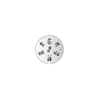 Konad Stamping Nail Art -Image Plate M23