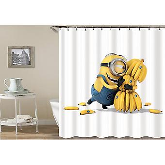 Minions favorit mad Shower gardin