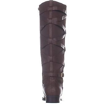 Thalia Sodi Womens Veronika fechado Toe joelho botas de moda de alta