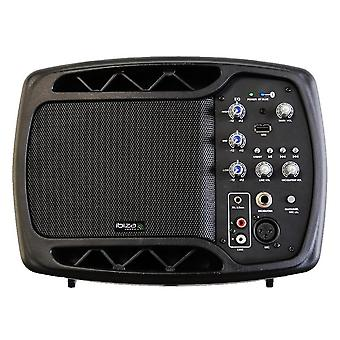 Ibiza Sound Ms5-150 Active Monitor Speaker With Bluetooth