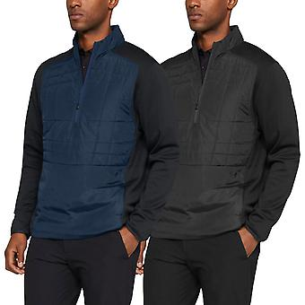 Under Armour Mens Elements Insulated 1/2 Zip Pullover