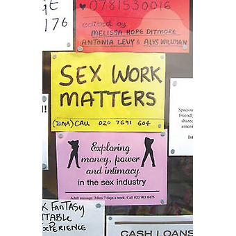 Sex Work Matters by Ditmore