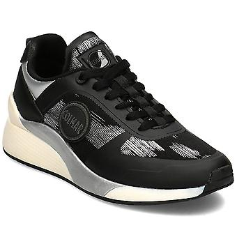 Colmar Travis Unika TRAVISUNIKA139BLACKSILVER universel toute l'année chaussures pour femmes