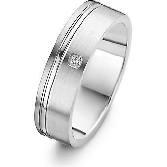 Dansk design-ring-Women-IJ143R1D-60-Karise-Titanium-Diamonds-60