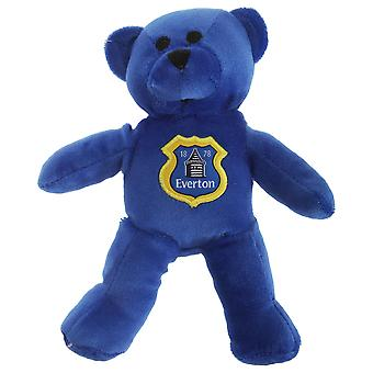 Everton FC Official Mini Plush Football Club Teddy Bear