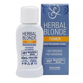 Proclere herbal blonde toner 357 60ml