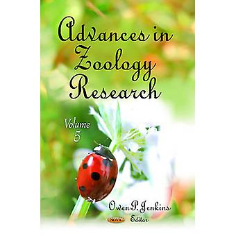Advances in Zoology Research by Edited by Owen P Jenkins