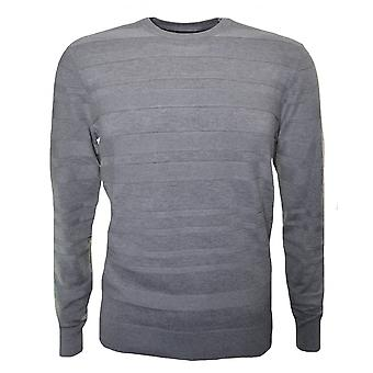 Pull gris Jeans Armani hommes