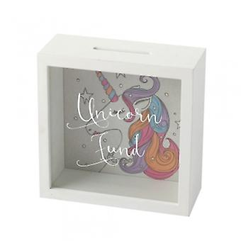 Heaven Sends Unicorn Fund Money Box | Gifts From Handpicked