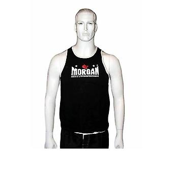 Morgan Singlet Black