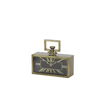 Valo & Olokello 31x10x10cm Lontoon antiikki pronssi-musta