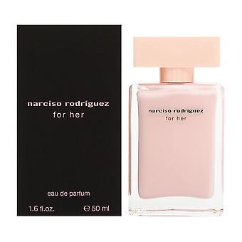 Narciso rodriguez für ihre 1,6 oz eau de parfum spray