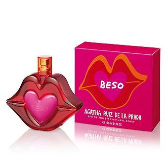 Kobiety's Perfumy Beso Agatha Ruiz De La Prada EDT