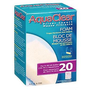 Aquaclear AQUACLEAR 20 FOAMEX (MINI) (Fish , Filters & Water Pumps , Filter Sponge/Foam)
