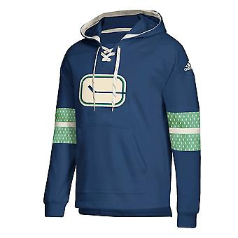 Adidas NHL Vancouver Canucks pull en jersey capuche