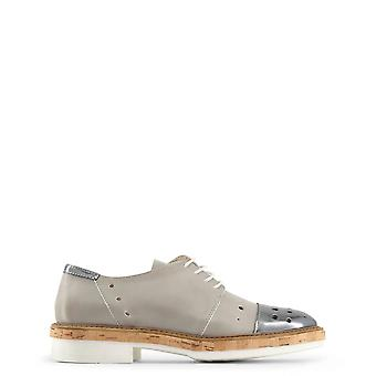 Made in Italia Original Women Spring/Summer Lace Up - Grey Color 29503