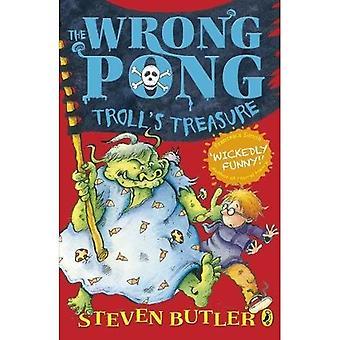 Pong errado: Tesouro do Troll
