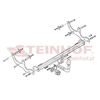 Steinhof Towbar (fixes 2 bolts) for Dacia SANDERO stepway 2009-2012