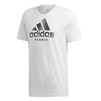 アディダス 猫 ロゴ T M EH5606 トレーニング 夏の男性 T シャツ