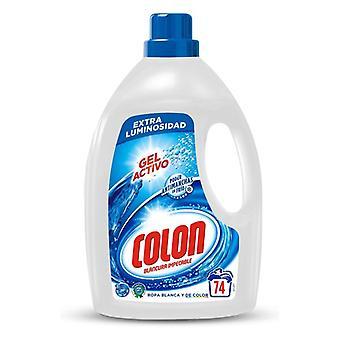 Détergent à linge de gel actif Colon (74 lavages)/x1