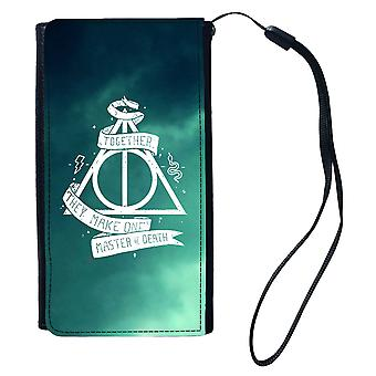 Harry Potter Master Of Death Universal Wallet Bag