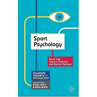 Sport Psychology de David Tod - Joanne Thatcher - Rachel Rahman - 978