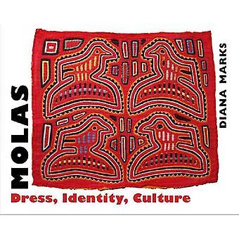 Molas - Robe - Identité - Culture de Diana Marks - 9780826357069 Livre