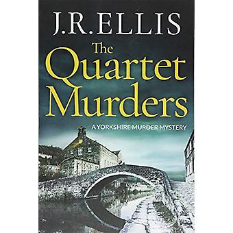 The Quartet Murders by J. R. Ellis - 9781503903098 Book