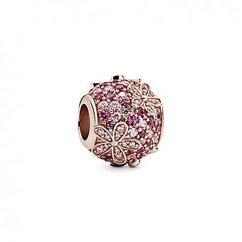 Encanto Pandora Rosa Marguerites Roses Pavees