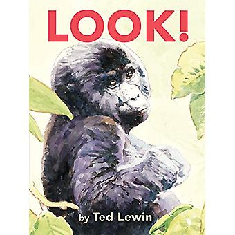 Look! by Ted Lewin - 9780823442782 Book