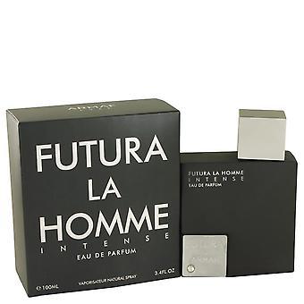 Armaf Futura La Homme Intense Eau De Parfum Spray By Armaf 3.4 oz Eau De Parfum Spray