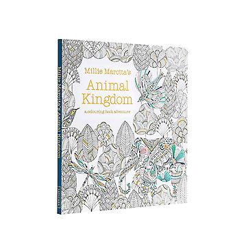 YANGFAN Hand-Drawn Soothing Symmetry Colouring Book