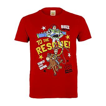 Disney Toy Story Buzz and Woody Girls T-Shirt | Mercadoria Oficial