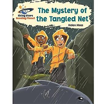 Reading Planet  The Mystery of the Tangled Net  White Galaxy by Helen Moss