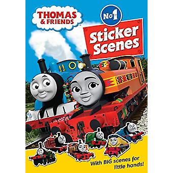 Thomas & Friends - No.1 Sticker Scenes by Egmont Publishing UK - 9