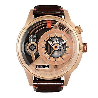 The Electricianz ZZ-A3C-03 The Soprano Z Rose Gold Tone Wristwatch