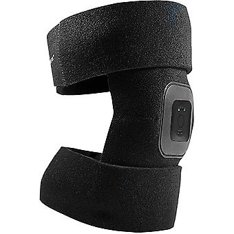 Brownmed Intellinetix Vibrating Knee and Elbow Therapy Wrap - Universal - Black