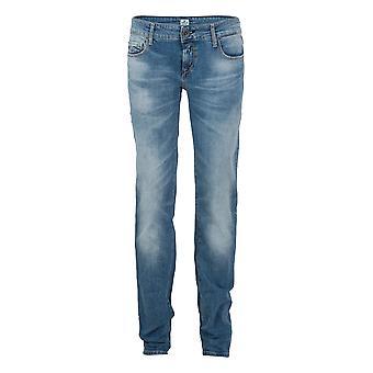 Replay Skinny Jeans ROSE 11 OZ REDCAST BASIC STREC Pants Tube Slim ROSE 11 OZ RE