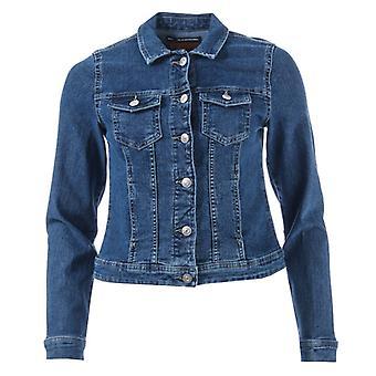 Women's Only Westa Denim Jacket in Blue