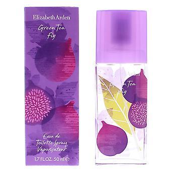 Elizabeth Arden Green Tea Fig Eau de Toilette 50ml Spray For Her