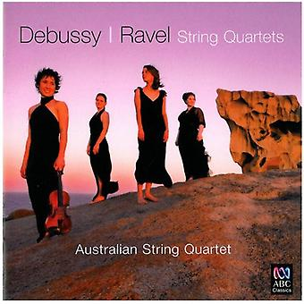 Debussy / Ravel / Australian String Quartet - Debussy, Ravel: String Quartets [CD] USA import
