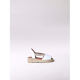 Toni Pons leather espadrille for girls - ELI-P