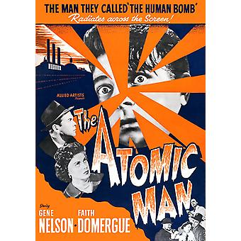 Atomic mannen [DVD] USA import